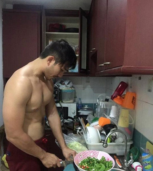 "tuyen tap ""chang trai ngon tinh"" gay sot nhat 2015 - 15"