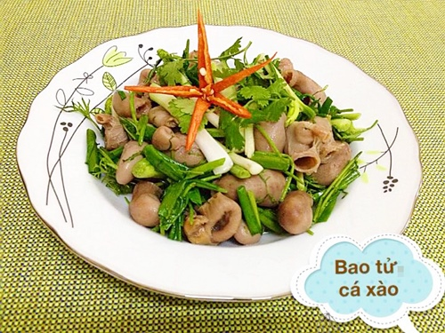 bua com ngon voi thit nuong xien, canh chua ca - 3