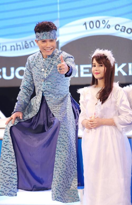phuong thanh tham gia gameshow cua jimmii nguyen - 5