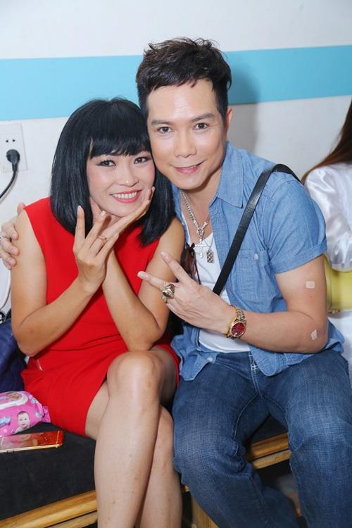 phuong thanh tham gia gameshow cua jimmii nguyen - 9