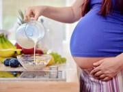 Mang thai 1-3 tháng - Mẹ bầu ăn gì mùa đông để không lo bị ốm?