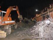 Tin tức - Vụ sập cây xăng ở Hà Tĩnh: 2 người chết, 6 người bị thương