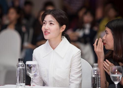 "shim eun kyung lam miu le ""vo oa"" voi mon qua tu han quoc - 6"