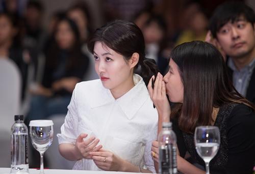 "shim eun kyung lam miu le ""vo oa"" voi mon qua tu han quoc - 5"