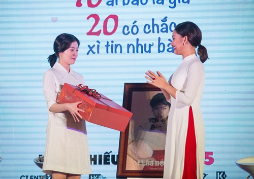 "shim eun kyung lam miu le ""vo oa"" voi mon qua tu han quoc - 11"