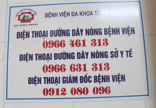 """chenh mang truc duong day nong, hang loat benh vien bi """"nan gan"""" - 1"""
