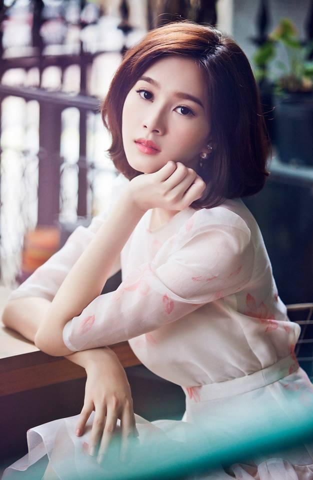 "nam 2015 hang loat my nhan viet quyet dinh ""xuong toc"" - 3"