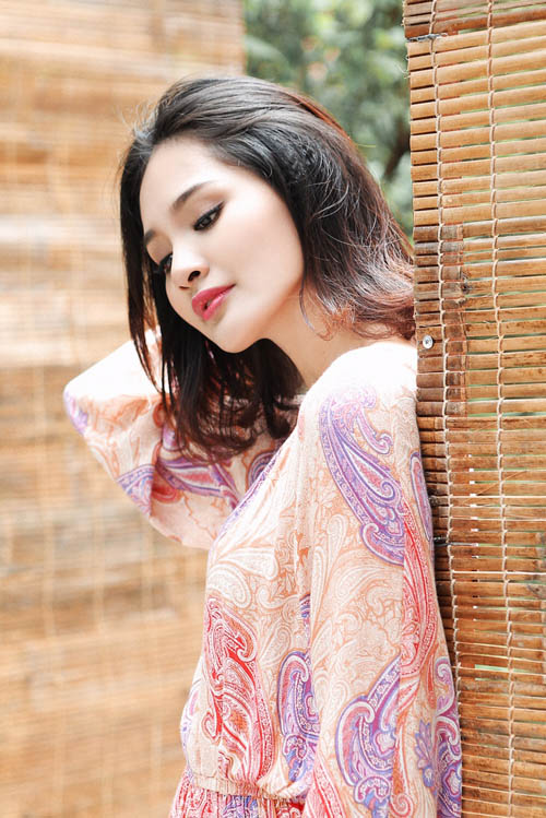 "nam 2015 hang loat my nhan viet quyet dinh ""xuong toc"" - 5"