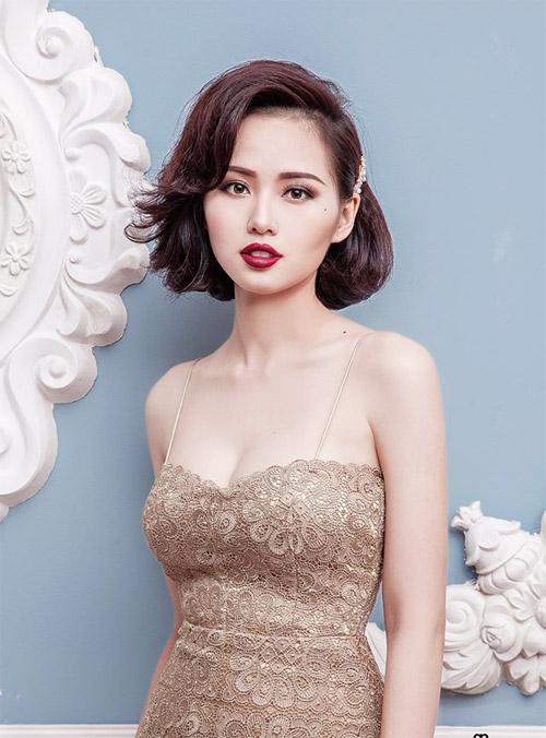 "nam 2015 hang loat my nhan viet quyet dinh ""xuong toc"" - 8"