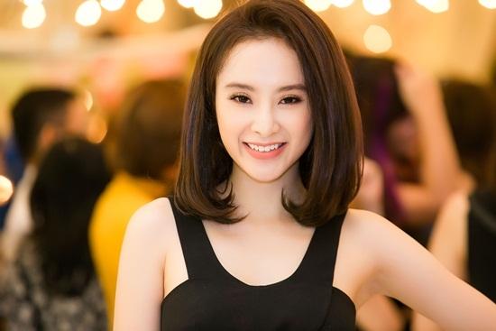 "nam 2015 hang loat my nhan viet quyet dinh ""xuong toc"" - 13"