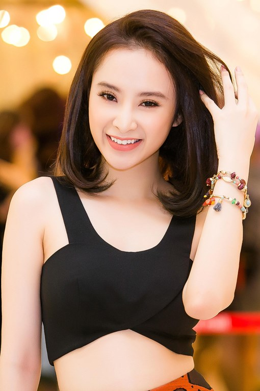 "nam 2015 hang loat my nhan viet quyet dinh ""xuong toc"" - 15"