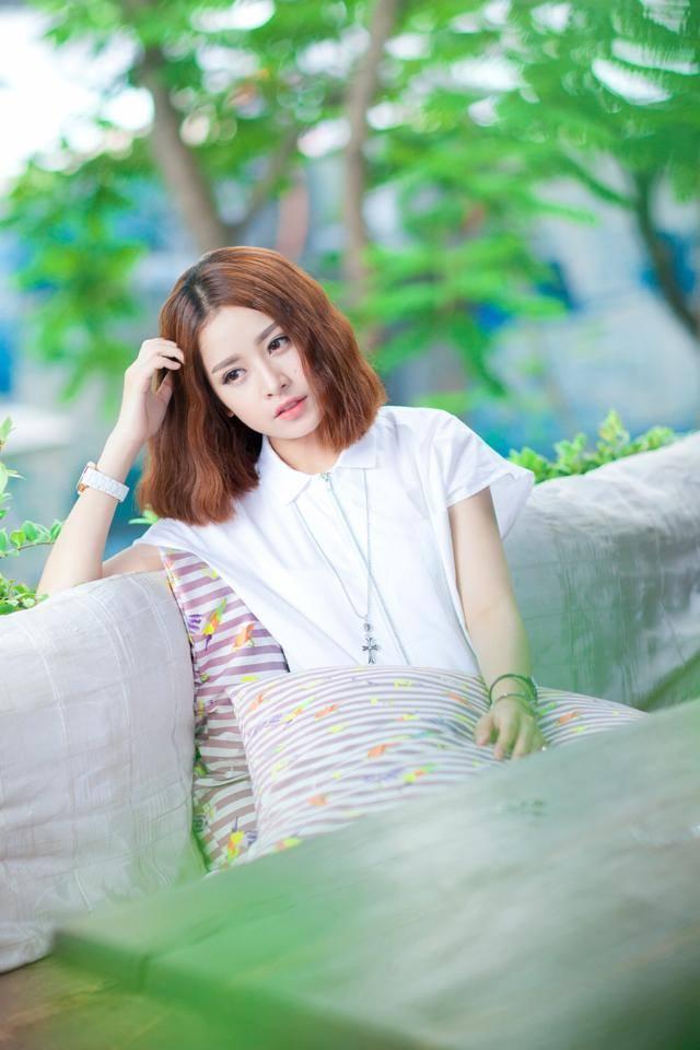 "nam 2015 hang loat my nhan viet quyet dinh ""xuong toc"" - 18"