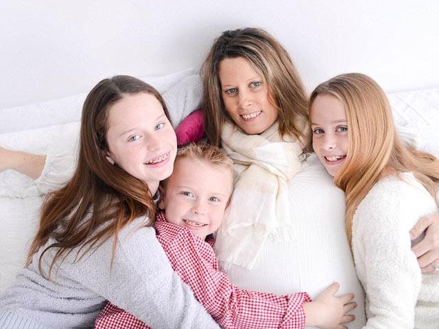 Xót xa mẹ bầu tự chối điều trị ung thư qua đời ngay sau sinh
