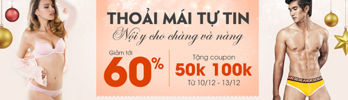 nhan coupon 100k khi mua san pham noi y khuyen mai len toi 60% - 1