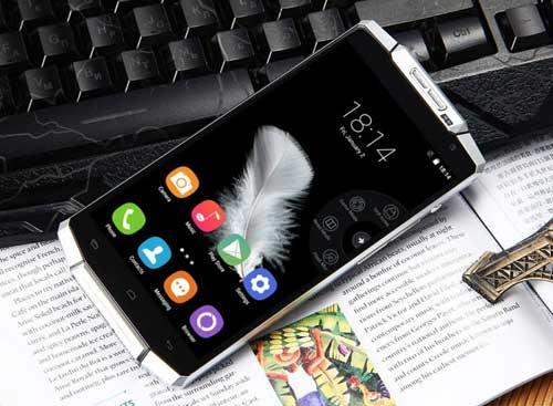 oukitel k10000: smartphone pin 10.000mah co gia 4,4 trieu vnd - 1