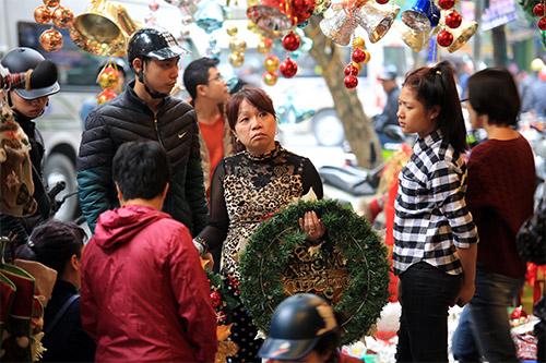 do trang tri noel 2015: hang viet chiem linh thi truong - 10