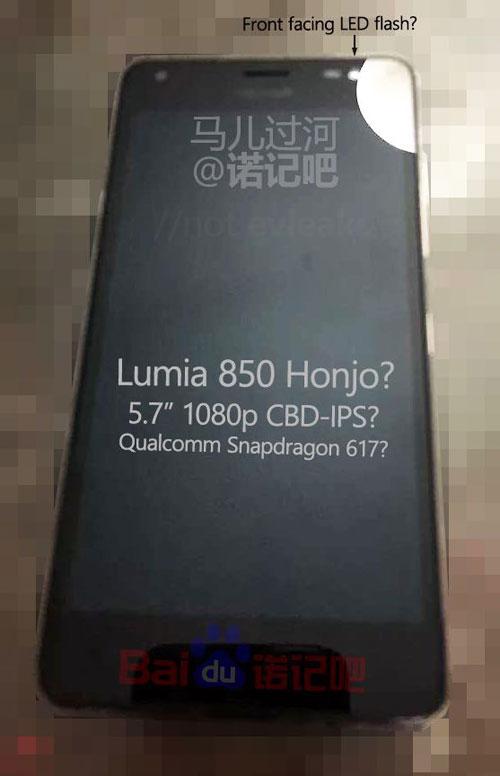 smartphone lumia 850 voi thiet ke kim loai sieu mong tiep tuc lo anh - 3