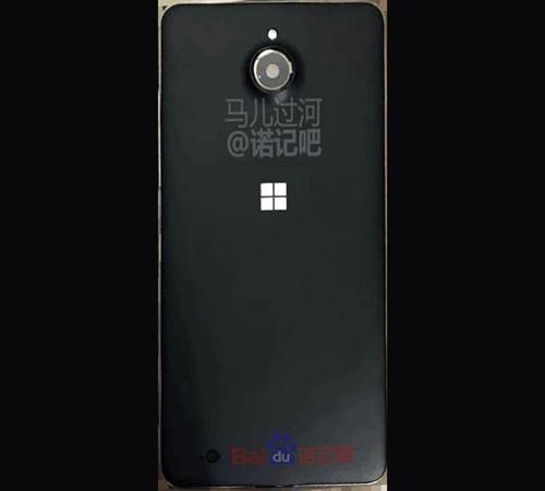 smartphone lumia 850 voi thiet ke kim loai sieu mong tiep tuc lo anh - 4