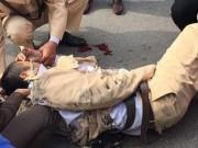 Pháp luật - Tài xế tông CSGT có thể bị xem xét tội giết người?