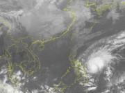 Ngày mới - Xuất hiện cơn bão Melor cực mạnh hoạt động gần Biển Đông