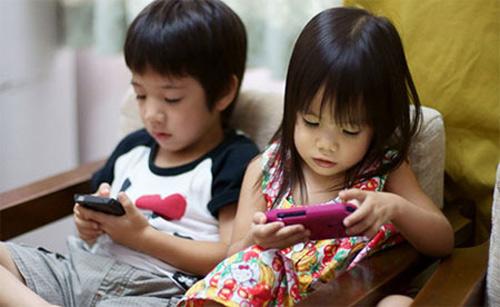 con cham noi, kem thong minh chi vi... smartphone! - 1