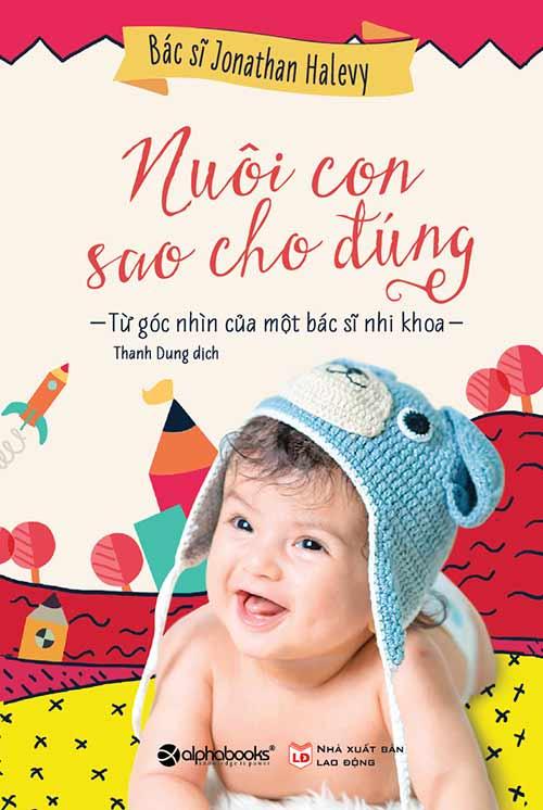 """nuoi con sao cho dung"": cuon sach bac si isarel tang cha me viet - 1"