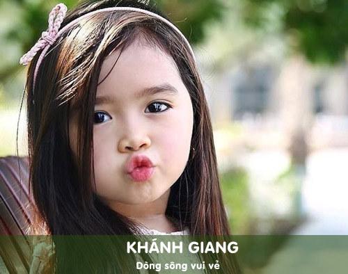 cach dat ten cho con gai hanh phuc, may man suot doi p.1 - 10