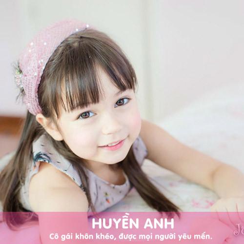 cach dat ten cho con gai hanh phuc, may man suot doi p.1 - 16