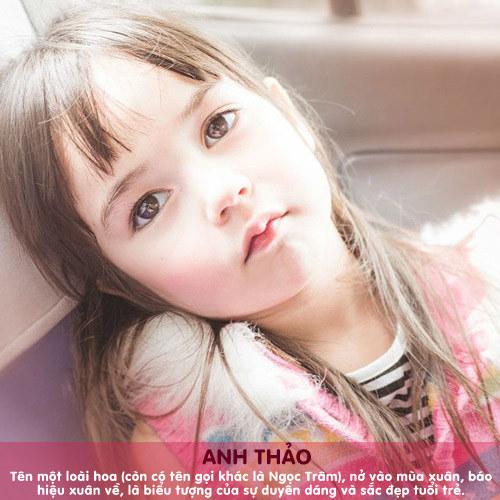 cach dat ten cho con gai hanh phuc, may man suot doi p.1 - 12