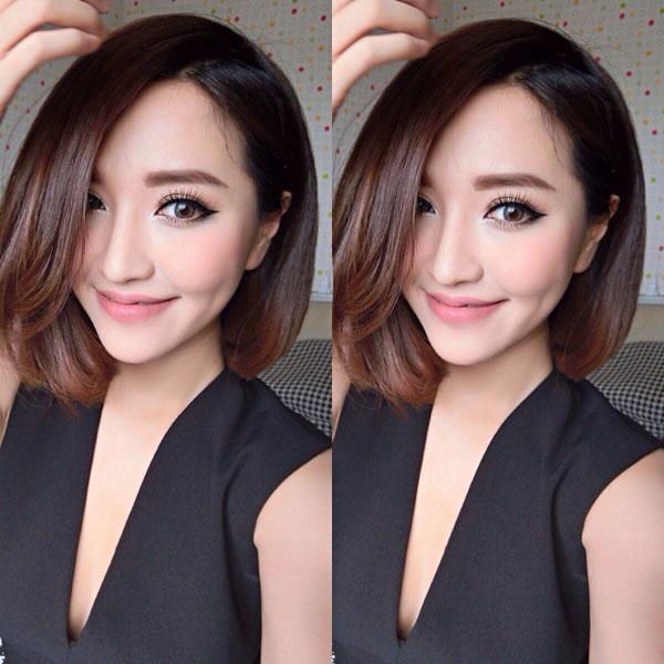tiet lo thoi quen make-up cua chi pu, angela phuong trinh - 16