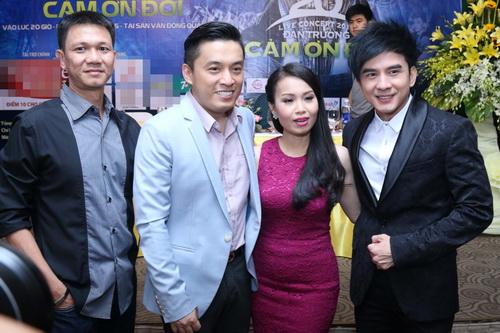 "dan truong to chuc liveshow ""khung"" ky niem 20 nam ca hat - 2"