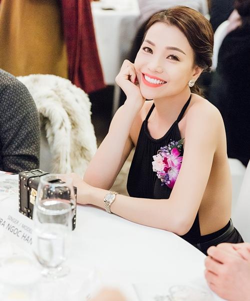 tra ngoc hang do sexy voi hyun ah va 4 minutes tai han quoc - 8