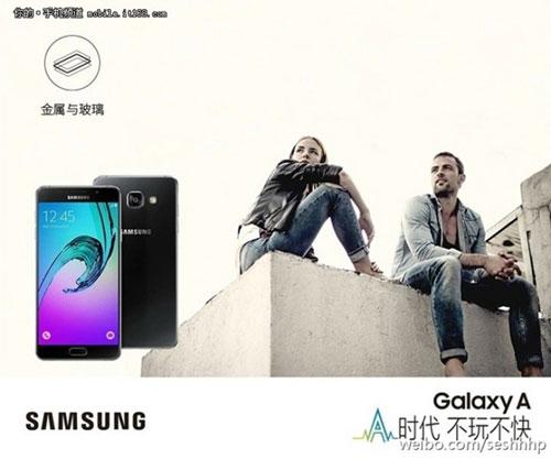 smartphone galaxy a9 man hinh 6 inch lo dien, ra mat cuoi thang 12 - 2
