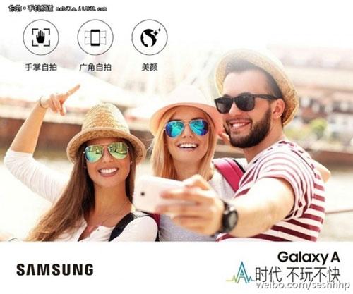smartphone galaxy a9 man hinh 6 inch lo dien, ra mat cuoi thang 12 - 3