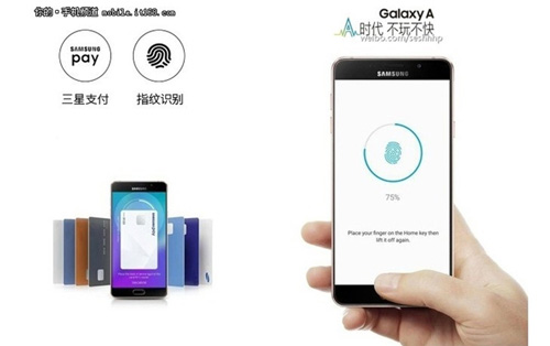 smartphone galaxy a9 man hinh 6 inch lo dien, ra mat cuoi thang 12 - 6
