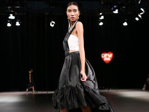 4 xu huong lam dep dang chu y tu vietnam designer fashion week - 8