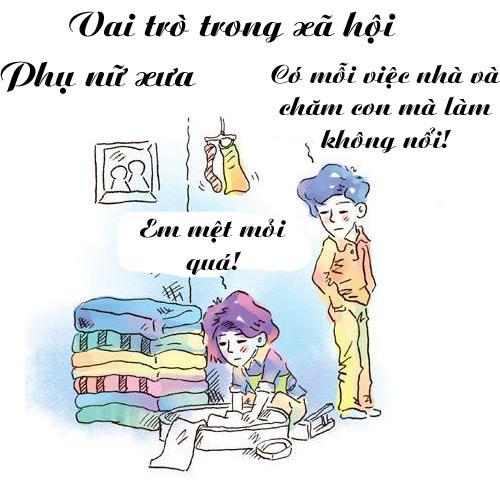 'rat chuan' su khac nhau giua phu nu xua va nay... - 13