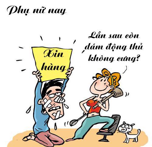 'rat chuan' su khac nhau giua phu nu xua va nay... - 8