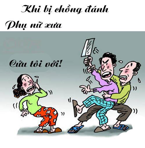 'rat chuan' su khac nhau giua phu nu xua va nay... - 7