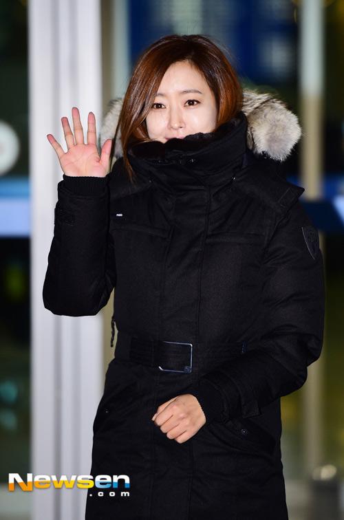 kim hee sun co ro trong gio lanh tai san bay - 6