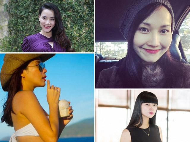 Những mỹ nhân Việt mang bầu đẹp nhất 2015