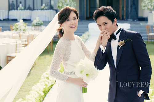 "gia dinh chong cu ""cam cua"" a hau han go hyun jung - 6"