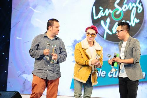 """son tung, tien tien """"dai thang"""" o lan song xanh 2015 - 2"""