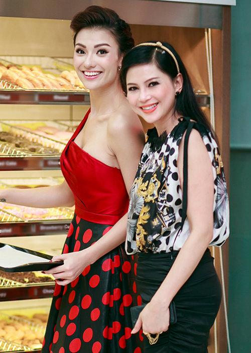 "nhan sac ""khong tuoi"" cua 3 my nhan viet u40 - 4"