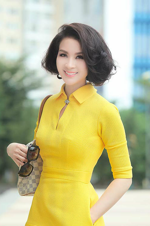 "nhan sac ""khong tuoi"" cua 3 my nhan viet u40 - 7"