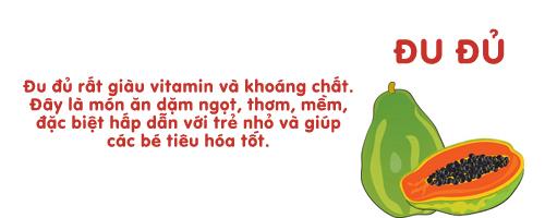 top rau cu qua ly tuong cho be tap an dam - 3