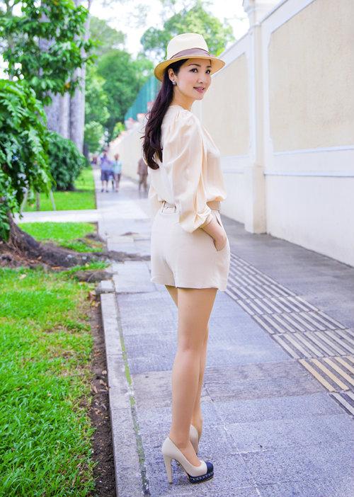 "nhan sac ""khong tuoi"" cua 3 my nhan viet u40 - 13"