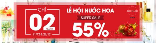 nuoc hoa tu orchard uu dai toi 55% - 1