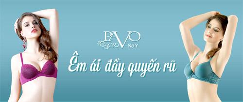 pavo forever vpf0001 - ao nguc tron mem tu chat lieu den gia ca - 1