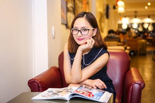 """lan phuong """"mat an mat ngu"""" lam mv don giang sinh - 2"""